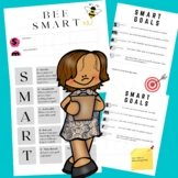 SMART Goals for Students: Editable