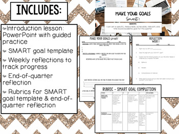 SMART Goals in the Secondary Classroom: Teach, Set, Track, Reflect!
