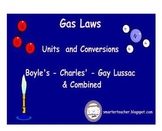 SMART Notebook Chemistry - Introduciton to the Gas Laws