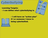 SMART Notebook Cyberbullying for grades 4. 6