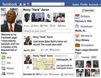 SMART Notebook Facebook Template