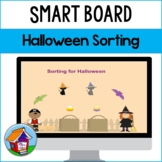 SMART Board Sorting for Halloween