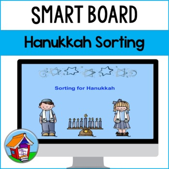 SMART Board Sorting for Hanukkah