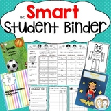 SMART Student Binder: Daily Planner, Classroom Forms, Prin
