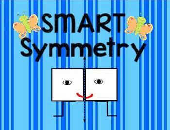 SMART Symmetry SMART Board Lesson