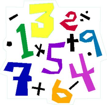 SMART board Number Sense Game