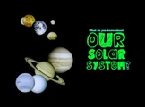 SMART board - Our Solar System!