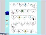 SMART board blend game