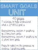 SMART goal UNIT | creating goals | social skills group