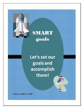 SMART Goals Lesson Plan. Lunch Bunch. ASCA Standards