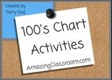 SMARTBOARD 100s Chart Activities - Smart Notebook