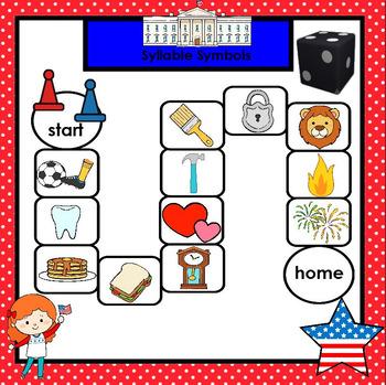 SMARTBOARD America Phonics Games