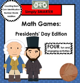SMARTBOARD Math Games:  Presidents' Day Edition