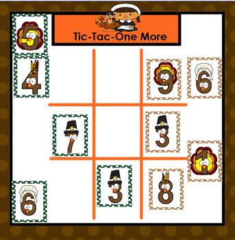 FREEBIE: SMARTBOARD Thanksgiving Number Games