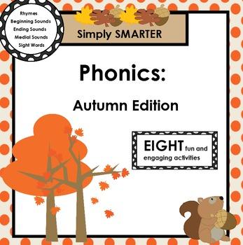SMARTBOARD PHONICS:  Autumn Edition