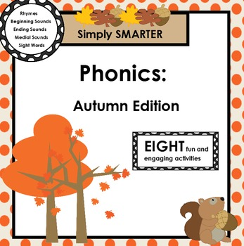 SMARTBOARD PHONICS:  Autumn Edition