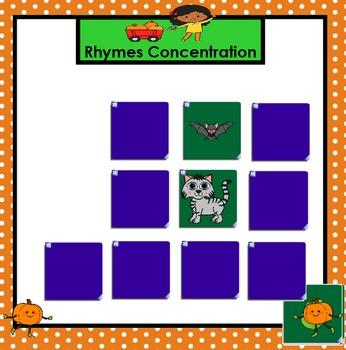 SMARTBOARD PHONICS GAMES:  Pumpkin Edition