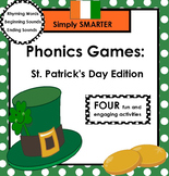 SMARTBOARD PHONICS GAMES:  St. Patrick's Day Edition