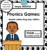 SMARTBOARD Phonics Games:  Martin Luther King, Jr., Edition