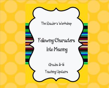 SMARTBOARD Reading Workshop: Following Characters Into Meaning