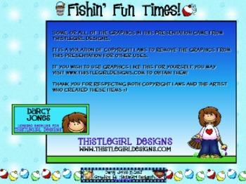 SMARTBoard Attendance - Fishin' Fun!