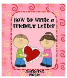 SMARTBoard Introduction to Writing a Friendly Letter