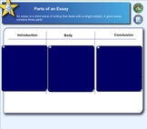 SMARTBoard Lesson: Parts of an Essay, Attention Grabbers
