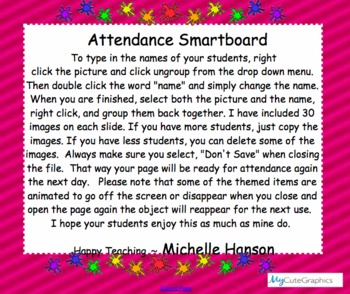 SMARTBoard Summer for 30 Students - Real Water Sound
