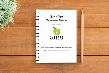 IEP Goals: SMARTER STEPS