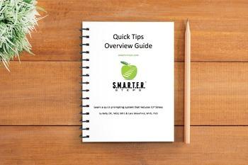 SMARTER Steps IEP Goals Quick Tips Guide
