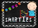 SMARTIES Math Rounds Planning Pages