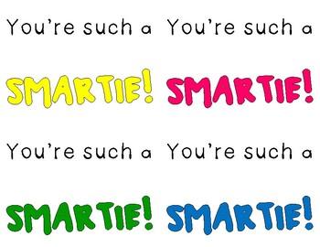 SMARTIES Tags!