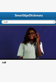 SMARTSign Dictionary