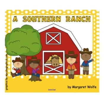 A Southern Ranch Monday April 8, 2013 Kathy Sanderson