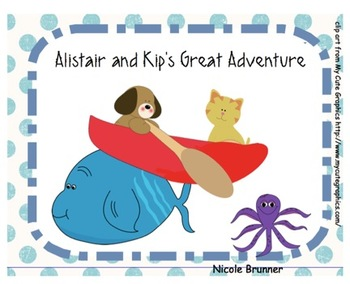 SMARTboard Alistair and Kip's Great Adventure Unit 6 Week 4