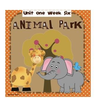 "Reading Street ""Animal Park"" SMARTboard Unit 1 Week 6"