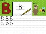 SMARTboard Animated Alphabet