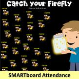 SMARTboard Attendance: Catch your Firefly (Smart board)