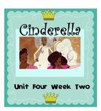 Reading Street Cinderella SMARTboard Unit 4 Week 2  First Grade