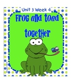 "Reading Street ""Frog and Toad Together"" SMARTboard  First Grade  Unit 3 Week 4"