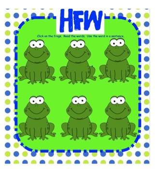 """Reading Street """"Frog and Toad Together"""" SMARTboard  First Grade  Unit 3 Week 4"""