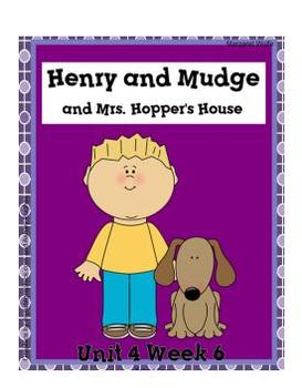 "Reading Street ""Henry & Mudge"" SMARTboard 1st Grade Unit 4 Week 6"