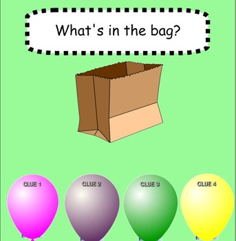 SMARTboard: Inferencing What's in the Bag?