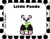 SMARTboard Little Panda Reading Street Unit 3 Week 1