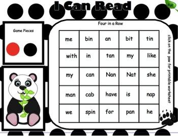 SMARTboard Little Panda Reading Street Unit 3 Week 1