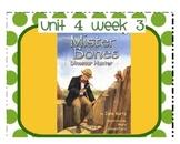 "Reading Street ""Mister Bones Dinosaur Hunter"" SMARTboard Unit 4 Week 3"