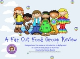 SMARTboard MyPyramid Food Group and Nutrition Unit