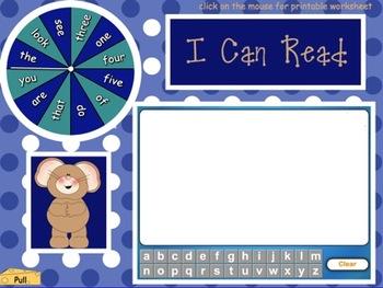 SMARTboard One Little Mouse Reading Street Unit 4 Week 3