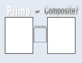 SMARTboard: Prime or Composite?
