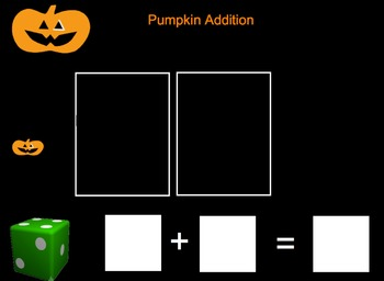 SMARTboard Pumpkin Addition